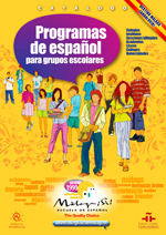 Programas de español para grupos escolares